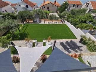 Igralište kuće za odmor je spremno za turizam