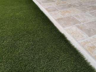 Savršemo skrojena trava
