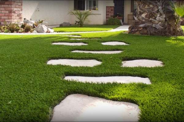 Lockdown sees surge in demand for artificial grass